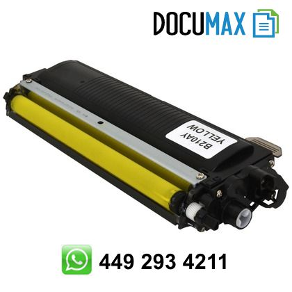 Toner para Brother TN-210 Y